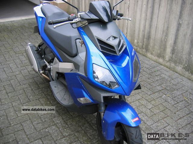 Derbi  GP1 125 2008 Scooter photo