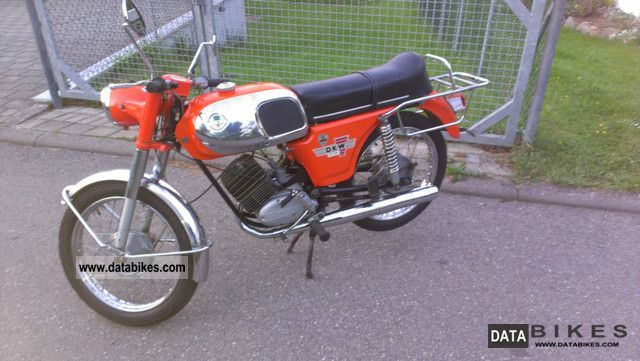 DKW  RT 159 1973 Vintage, Classic and Old Bikes photo