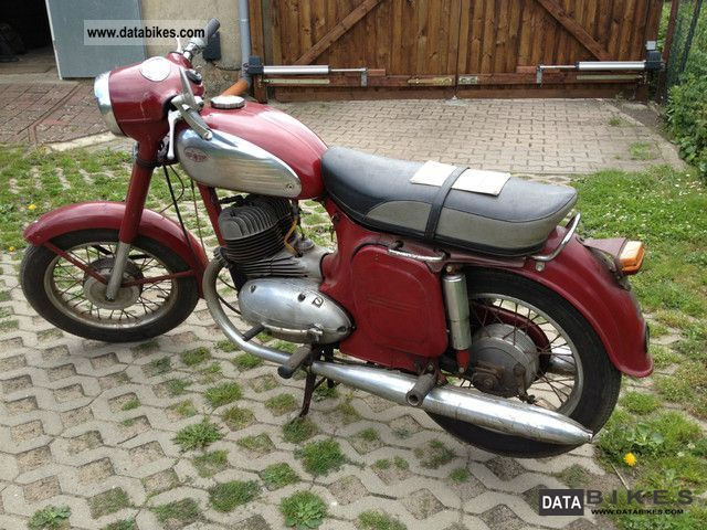 Jawa  354 350 360 1963 Vintage, Classic and Old Bikes photo