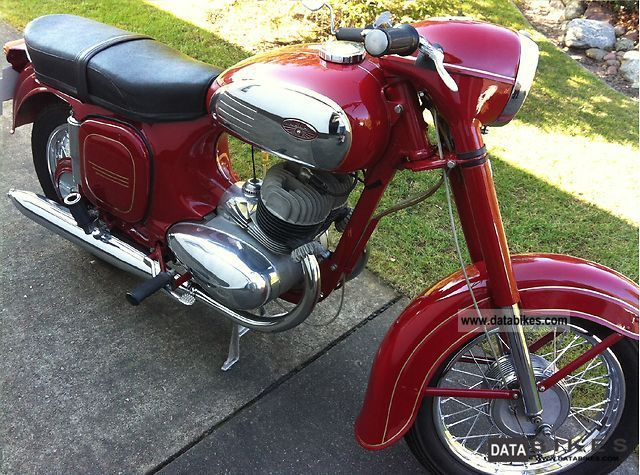 1961 Jawa  350 Motorcycle Motorcycle photo