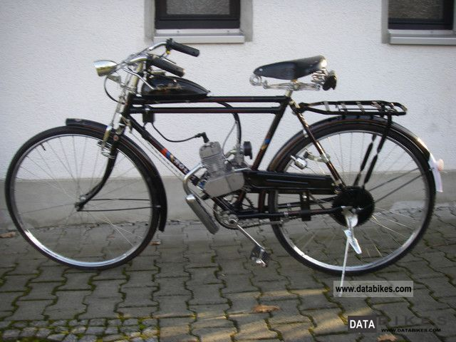 Other  Rolex replica DKW 1970 Vintage, Classic and Old Bikes photo