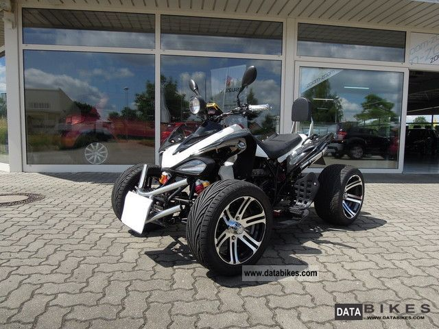 2011 Other  350cc Race Quad Little km - TOP-Maintained Motorcycle Quad photo