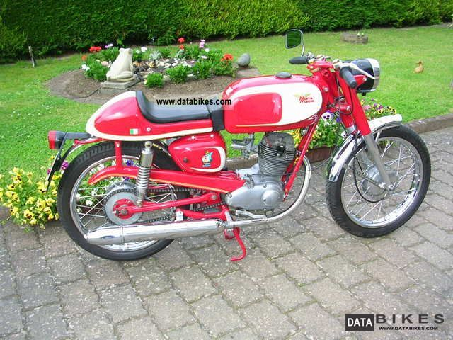 1964 Moto Morini  Corsaro 125 Motorcycle Naked Bike photo