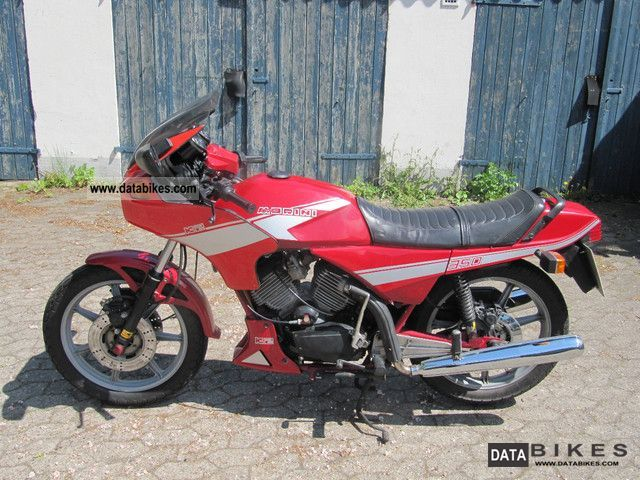 1985 Moto Morini  350 K2 Motorcycle Sport Touring Motorcycles photo