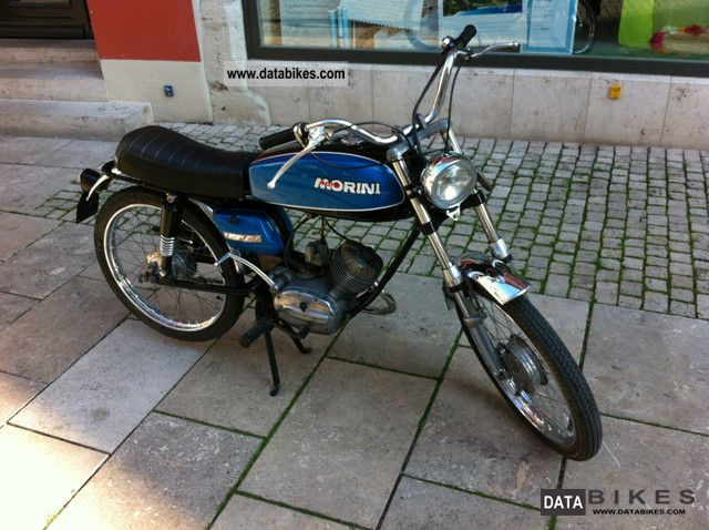 1973 Moto Morini  Corsarino 50 Motorcycle Motor-assisted Bicycle/Small Moped photo
