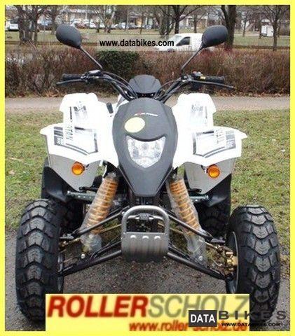 SMC  Titan 300 nationwide delivery 2012 Quad photo