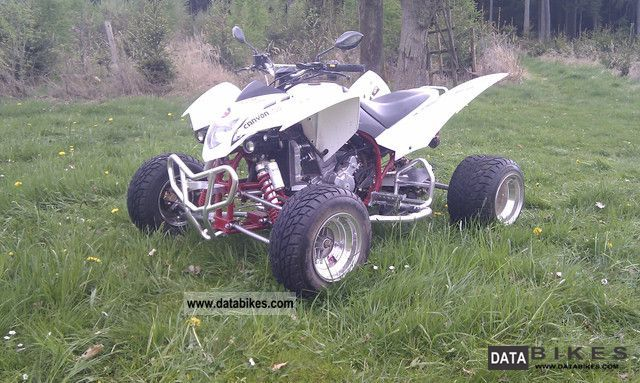 2011 SMC  Canyon 500 SM II LoF Racing Edition - New 7800 - Motorcycle Quad photo