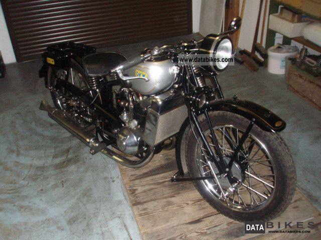 DKW  600 Super Sport 1930 Vintage, Classic and Old Bikes photo