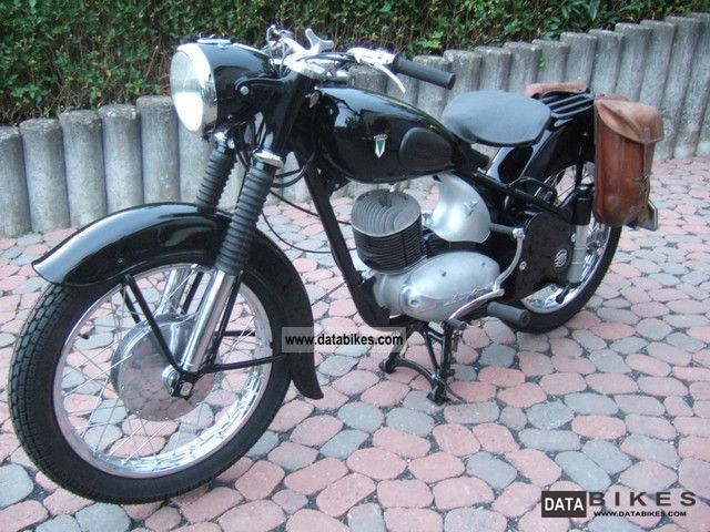 1955 DKW  RT250 / 2 Motorcycle Motorcycle photo