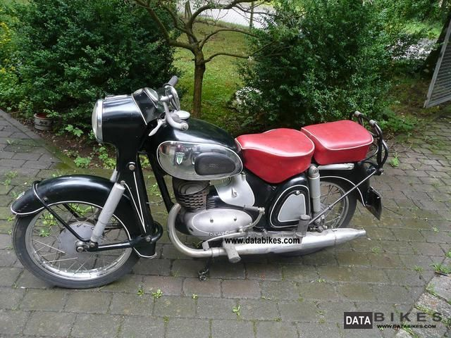 DKW  RT 200VS 1959 Vintage, Classic and Old Bikes photo