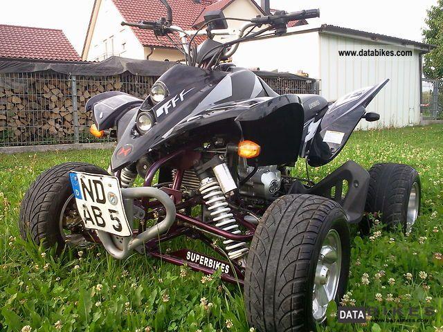 2008 Other  Shineray Stixe Motorcycle Quad photo