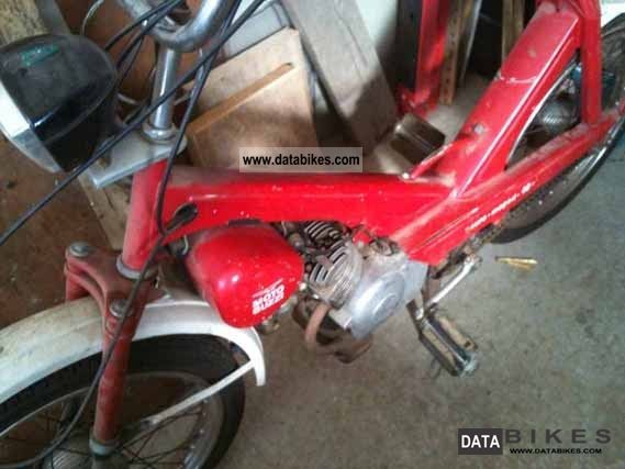 1968 Other  moto guzzi trotter Motorcycle Motor-assisted Bicycle/Small Moped photo