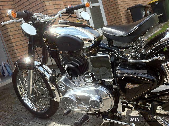 2008 Royal Enfield  Bullet 500 Motorcycle Motorcycle photo