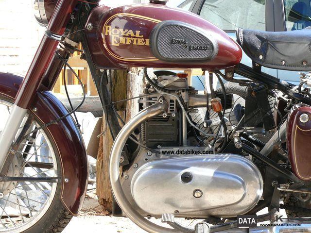 1970 Royal Enfield  Bullet 350 Diesel Motorcycle Other photo