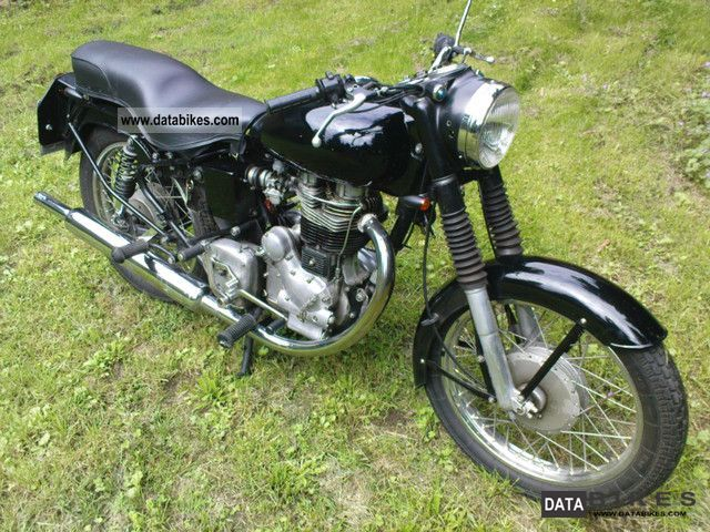 1992 Royal Enfield  Bullet 500 Motorcycle Motorcycle photo