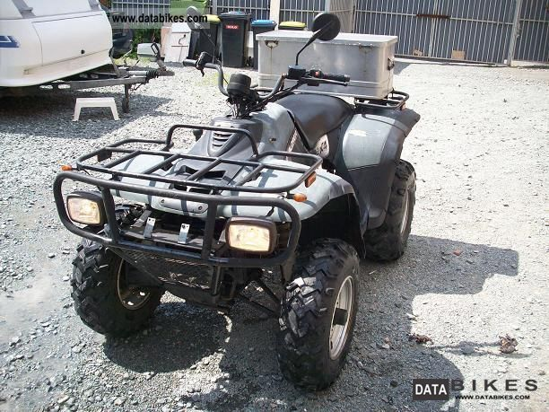 Linhai Bikes and ATV's (With Pictures)