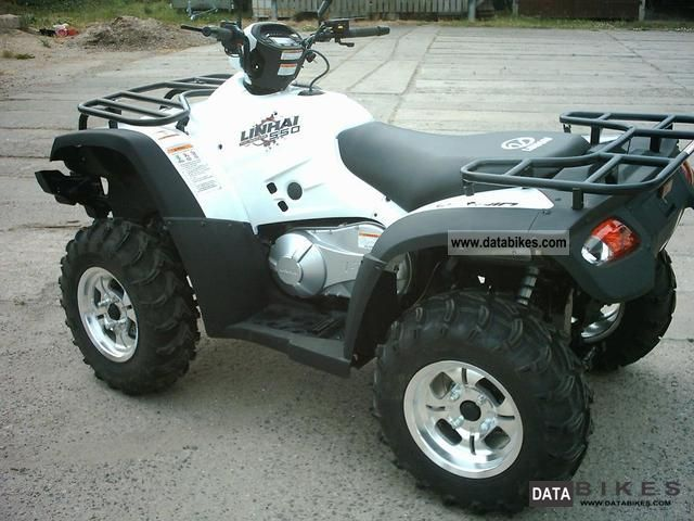 2012 Linhai  ATV 550 4x4 all-wheel Motorcycle Quad photo