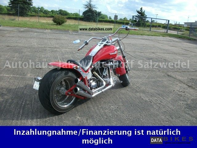 2000 Harley Davidson  Special SS engine conversion Motorcycle Chopper/Cruiser photo