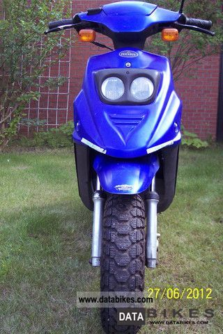 2006 Pegasus  Sky Motorcycle Motor-assisted Bicycle/Small Moped photo