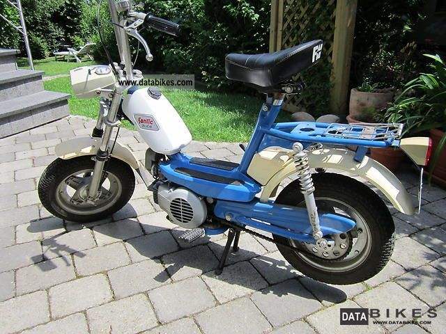 Other  Fantic TX 174 moped 1976 Vintage, Classic and Old Bikes photo