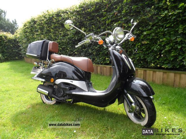 2012 Other  Saro Scooter 125cc scooter cruiser Motorcycle Scooter photo