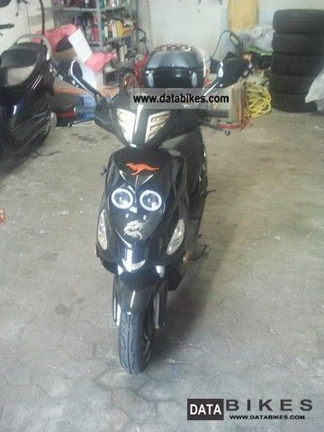 2007 Other  Rex RS 500 Street Motorcycle Motor-assisted Bicycle/Small Moped photo