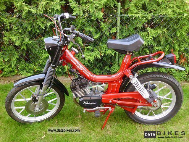 1981 Malaguti  Fifty Motorcycle Motor-assisted Bicycle/Small Moped photo