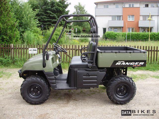 2008 Polaris Ranger 700 Xp Efi 4x4 Lof Street Legal
