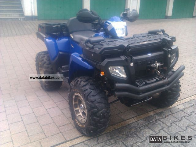 Polaris  800 x2 2007 Quad photo