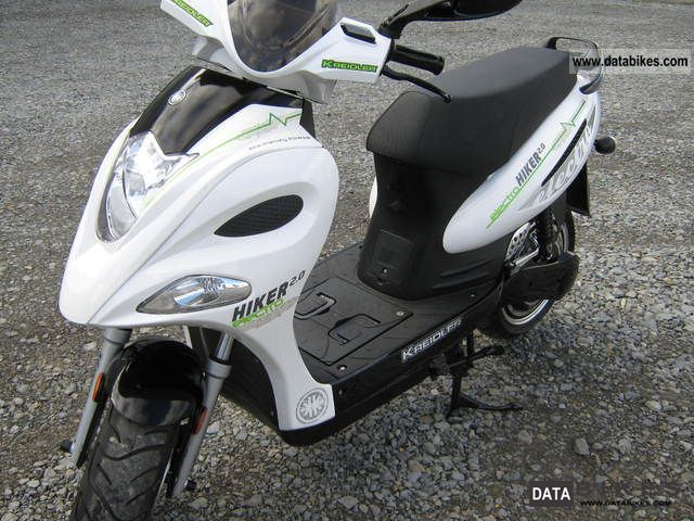 2011 Kreidler Hiker 2 0 Amaze Electric Scooter