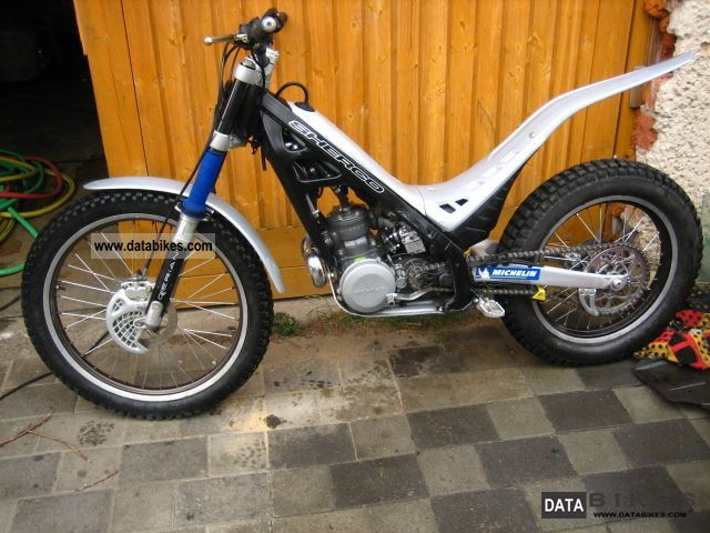 2006 Sherco  2.5 250 trial gasgas trail Motorcycle Other photo