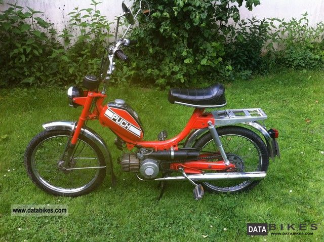 Puch  X30 1977 Vintage, Classic and Old Bikes photo