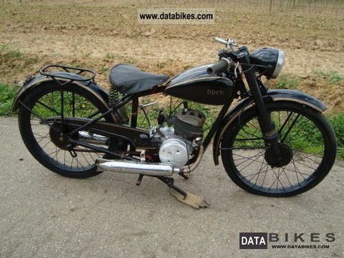Puch  125 TT 1950 Vintage, Classic and Old Bikes photo