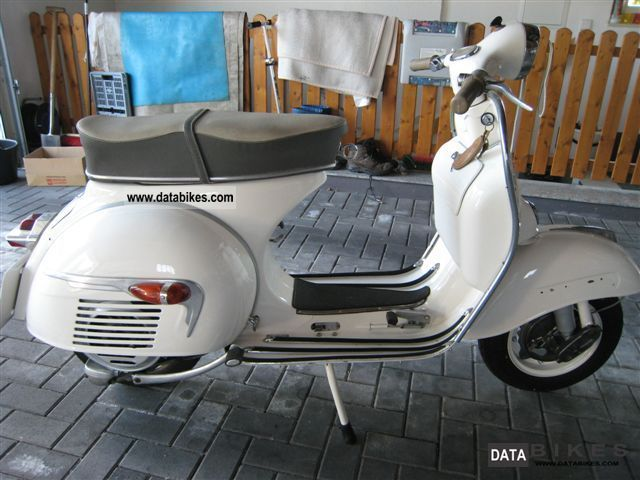 Vespa  GS4 / GS160 Bauj VSB1T 65 Type of engine VSB1M 1965 Vintage, Classic and Old Bikes photo