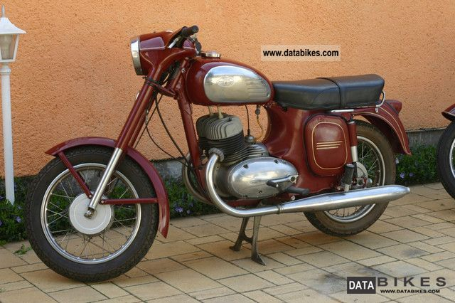Jawa  350 1970 Vintage, Classic and Old Bikes photo