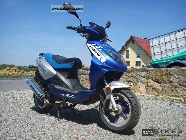 2007 Rivero  XR 50 Motorcycle Scooter photo