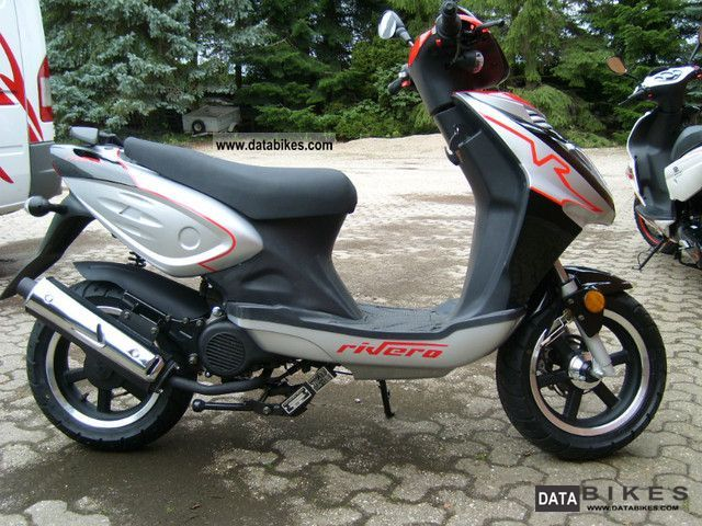 2012 Rivero  VR50 absolute Sports Motorcycle Scooter photo