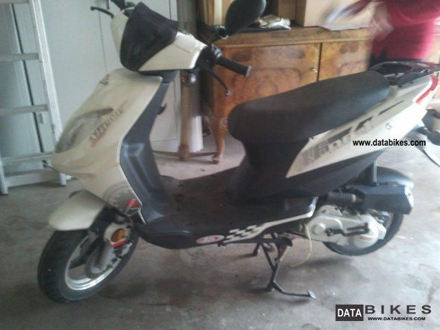Keeway  X Treme RS 46 2008 Scooter photo