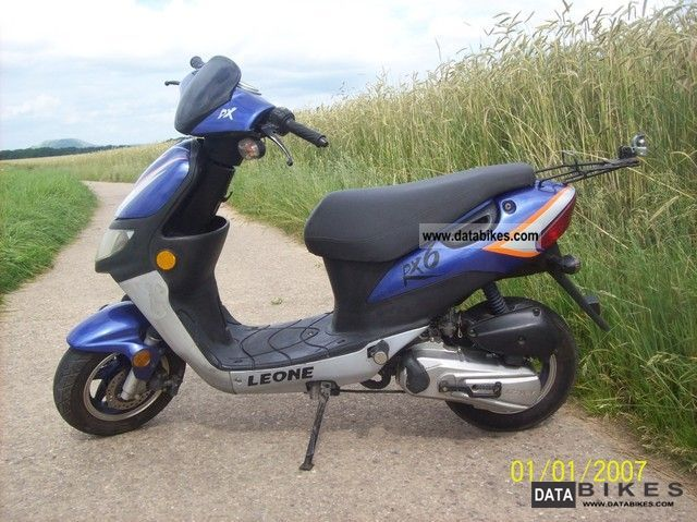 2007 Keeway  Leone Motorcycle Scooter photo