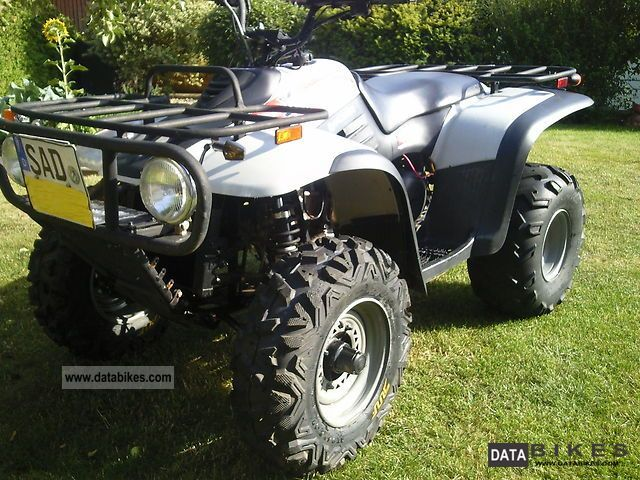 2003 Linhai  300 Ranger Motorcycle Quad photo