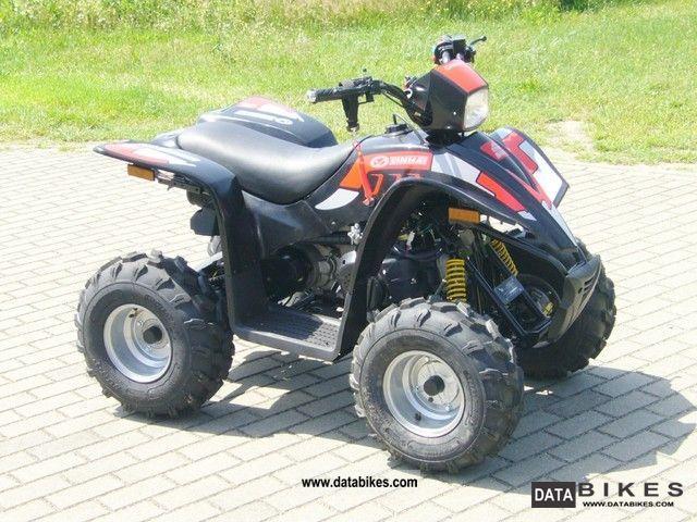 2012 Linhai  ATV80 Quad children! Motorcycle Quad photo