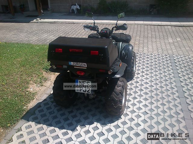 2008 Linhai  Muddy 300 Motorcycle Quad photo
