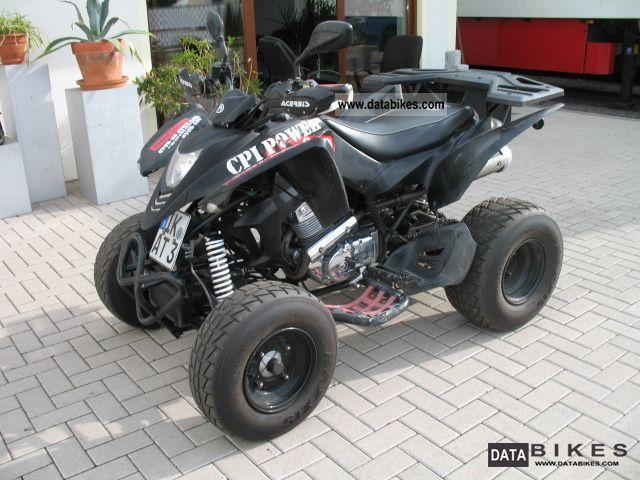 2008 CPI  FA250 Motorcycle Quad photo