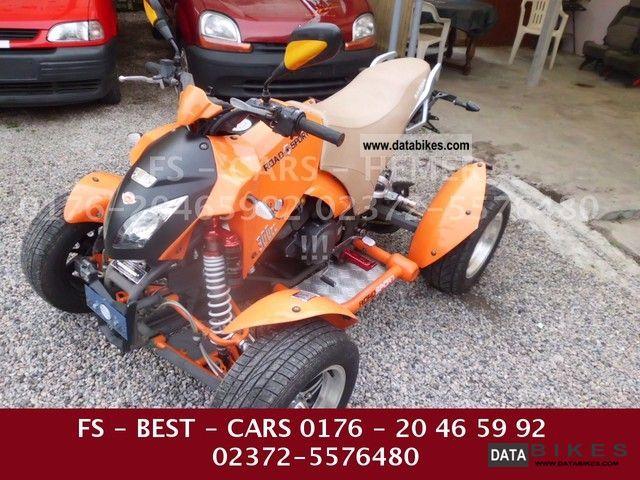 2012 Bashan  QUAD Motorcycle Quad photo