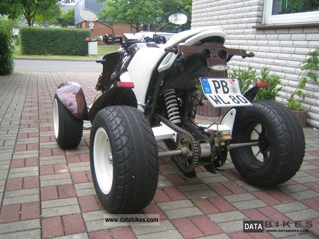 2008 Bashan  300S-18 Motorcycle Quad photo