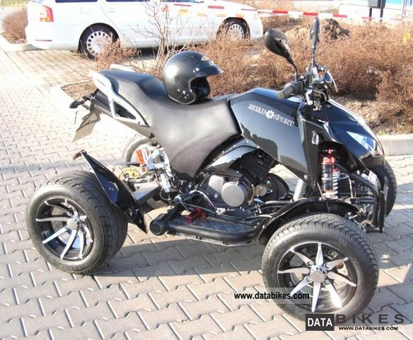2011 Bashan  BS 200S-18 Motorcycle Quad photo