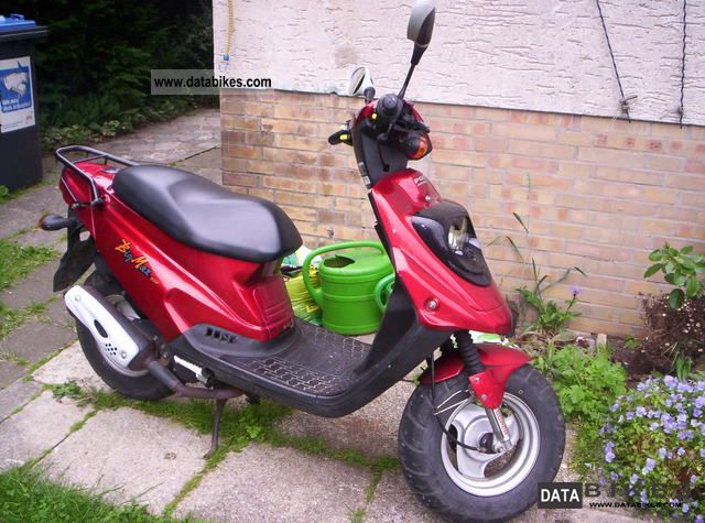 2001 PGO  Big Max 50 Motorcycle Motor-assisted Bicycle/Small Moped photo