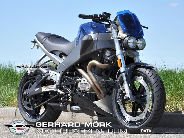 2012 Buell  XB12Ss long-GM Special Motorcycle Motorcycle photo