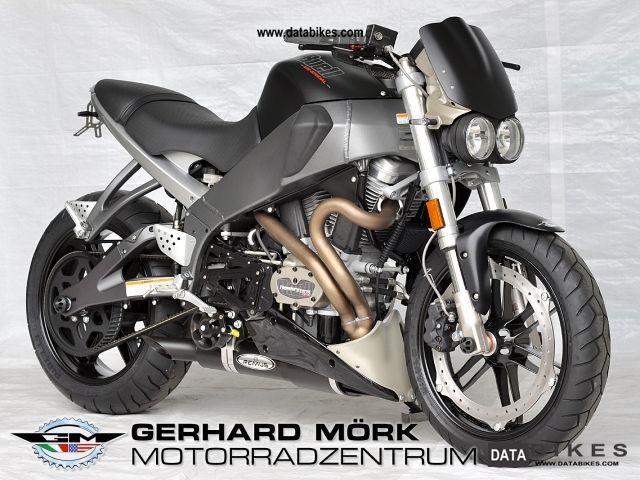 2012 Buell Dark XB12Ss GM Special