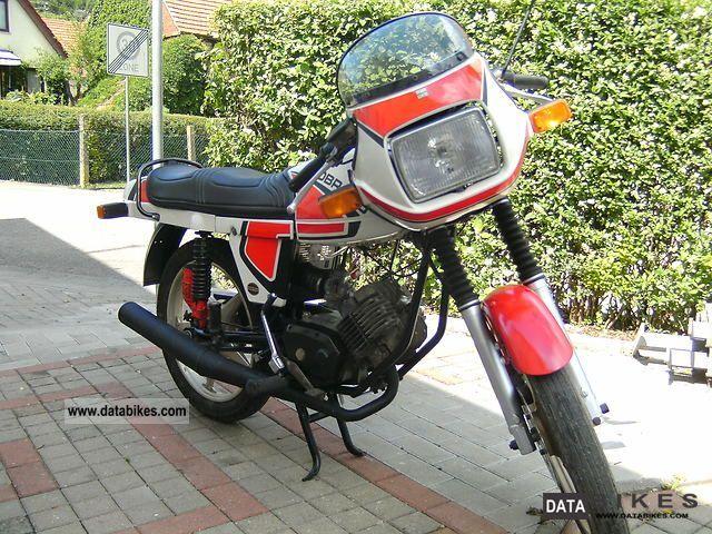 Puch  Cobra M 80 1982 Lightweight Motorcycle/Motorbike photo